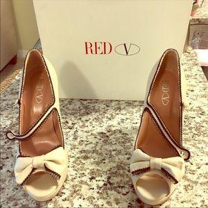 Brand new Valentino Red brand heels ,